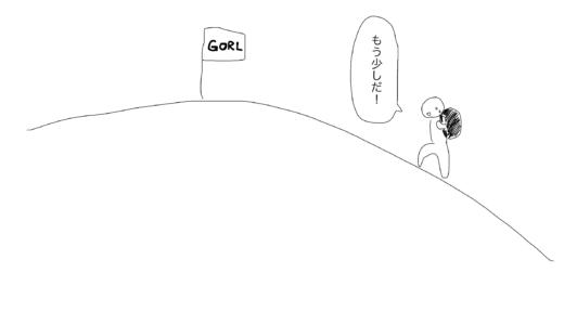 「毎日4コマ」登山